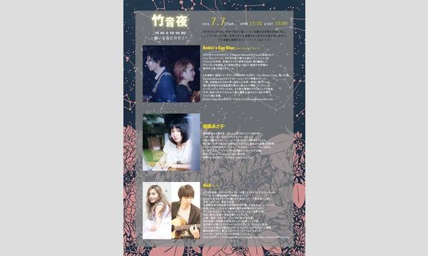 南壽あさ子 / NOA / Robin's Egg Blue ライブ  イベント画像2