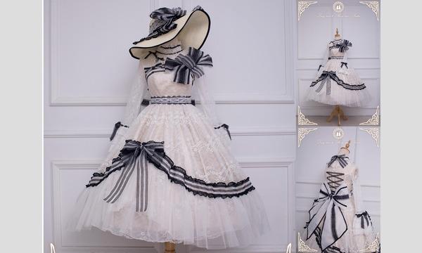 My Fair Lady Dress 【11月発送予定ドレス&ハット受注生産予約】 イベント画像2