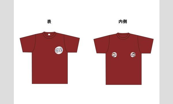 株式会社ベルガモの2020.8.8発売!WVVS新作グッズ通信販売【ニップスTシャツ】イベント