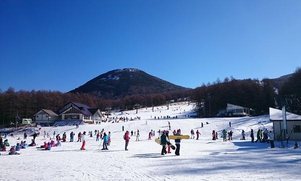 湯の丸スキー場 早割一日リフト券 1,300円OFF イベント画像2