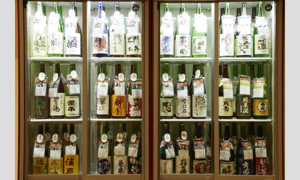 5種類のクラフトビールと100種類の日本酒飲み比べ祭り@新橋 イベント画像3