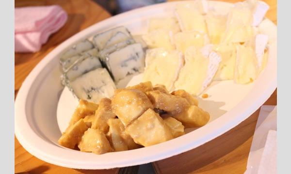 【2016年10月30日(日)】日本酒とチーズのマリアージュを愉しむ会〜モッツァレラチーズ編〜 イベント画像2