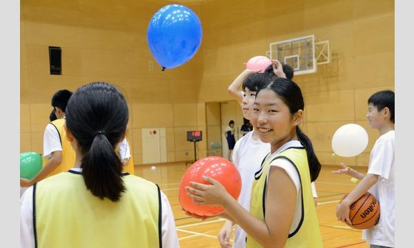Real Madrid Foundation Basketball Clinic Japan (武蔵野大学中学校開催) イベント画像2