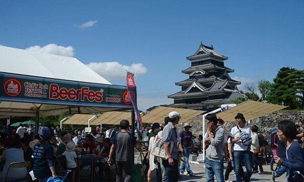 ビアフェス信州2019「クラフトビールフェスティバル in松本」 イベント画像2