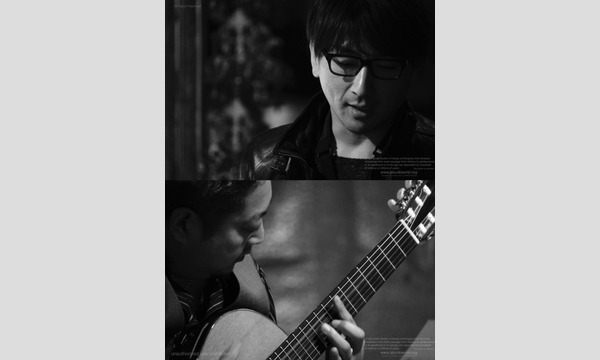 トニック楽器Presents 「鈴木孝紀(Clarinet) with 愛川 聡(Guitar)オンラインライブ」 イベント画像1