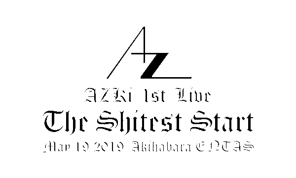 AZKi 1st Live 『The Shitest Start』 イベント画像1