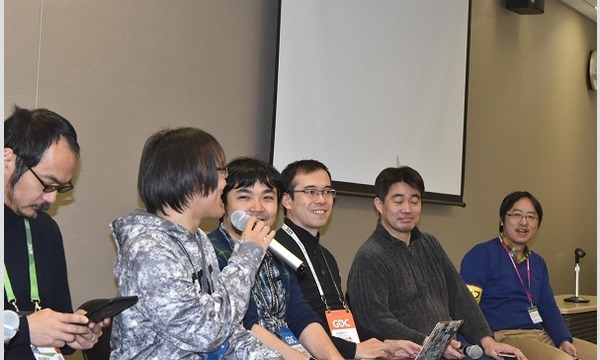 GDC2018報告会 イベント画像3