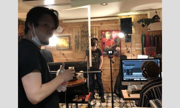 弁天さまのおぼしめし「またライブハウスで」プロジェクト〜横浜から全国へ〜@関内・音楽酒場SARASVATHI弁天 イベント画像1