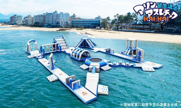 [8/28(水)]皆生温泉マリンアスレチック 海皆-KAI・KAI- イベント画像1