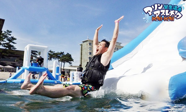 [8/18(火)]皆生温泉マリンスレチック 海皆-KAI・KAI- イベント画像2