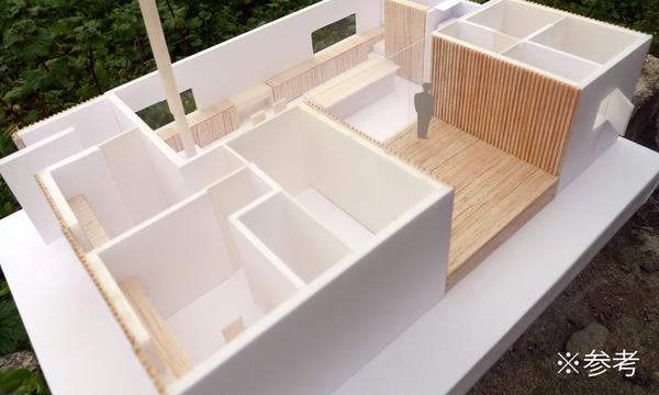 理想の家を考えてみませんか!?建築模型を作るワークショップ(ランチ付) イベント画像1