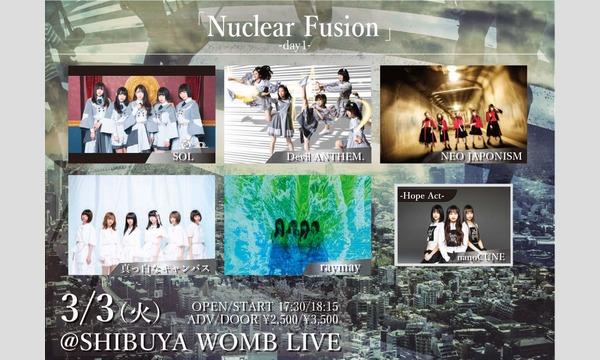 Nuclear Fusion-day1- イベント画像1