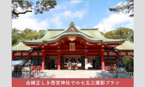 11月15日 Story photo 西宮神社七五三撮影 イベント画像1