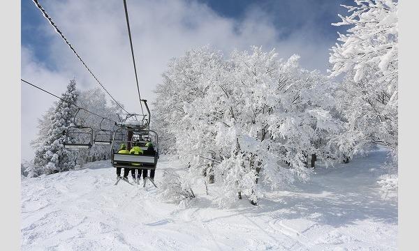 赤倉温泉スキー場 早割リフト1日券 最大2,500円OFF イベント画像3