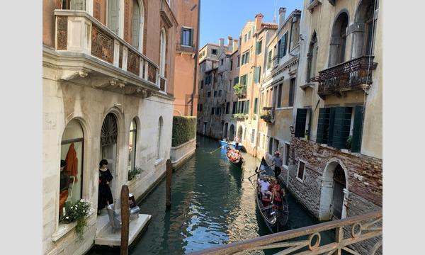 【お部屋から Trip オンラインツアー : イタリア】ベネチア バーチャル ゴンドラセレナーデ体験 イベント画像2