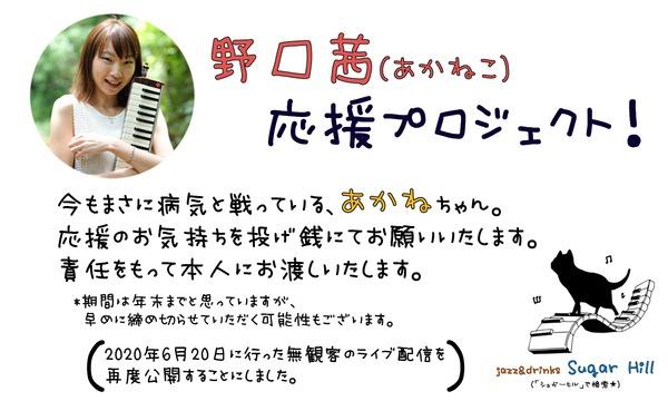 野口茜 応援プロジェクト!! イベント画像1