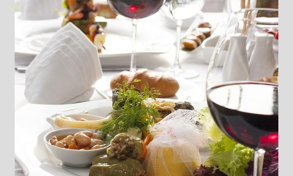 「ワインで楽しく美味しく脳トレ!」赤ワインとMIND食 ペアリングディナー会  イベント画像1