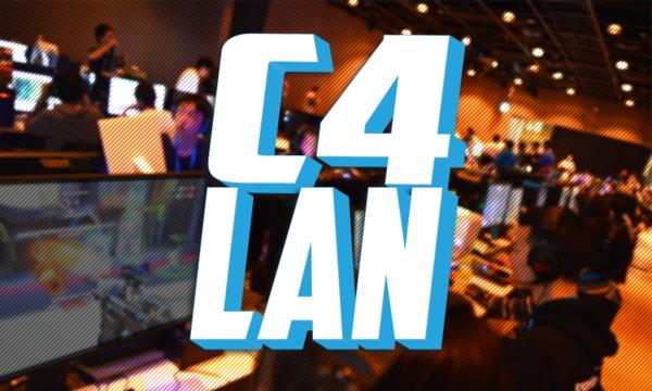 C4 LAN 2017 SPRING イベント画像1