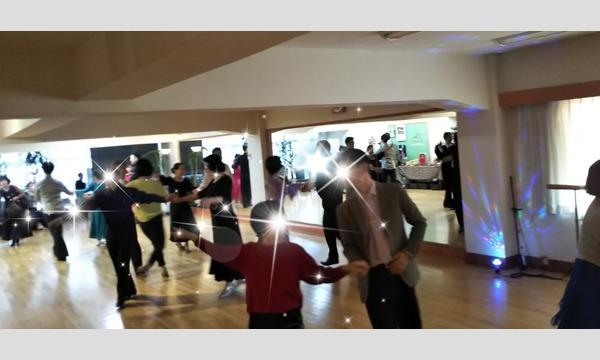 大田区・洗足池で社交ダンス!12月22日(土)午後開催★クリスマス・ダンスパーティー。ダンスタイム・プロショーあります! イベント画像1