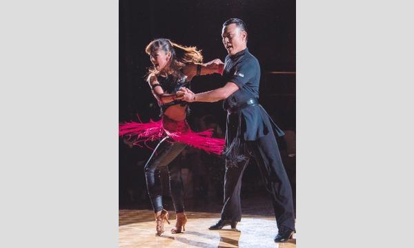 北海道旭川市にて開催★楽しく踊ろう!ソロ・ラテンダンス イベント画像2