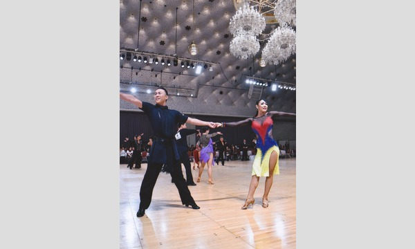 北海道旭川市にて開催★楽しく踊ろう!ソロ・ラテンダンス イベント画像3