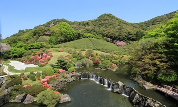 日本庭園 慧洲園・陽光美術館 入場チケット  最大200円割引