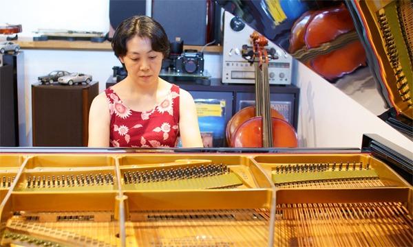 ヤギヤの中山知子 ピアノ・ソロコンサートイベント