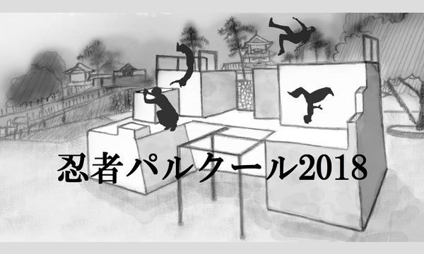 忍者パルクール2018 イベント画像1