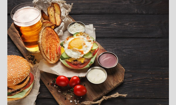 おとこの料理教室〜自家製ハンバーガーと手作りジンジャーエール イベント画像1