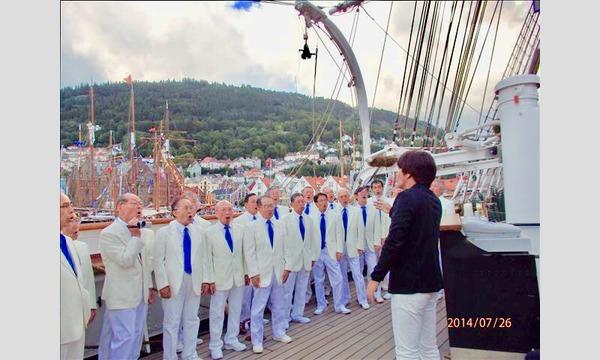 船乗りの歌を帆船で楽しむ SeaShanty コンサート航海 イベント画像2