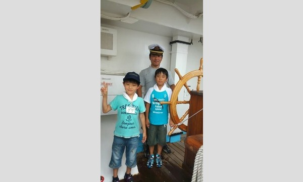 HELLY HANSEN FAMILY VOYAGE 博多港 イベント画像3