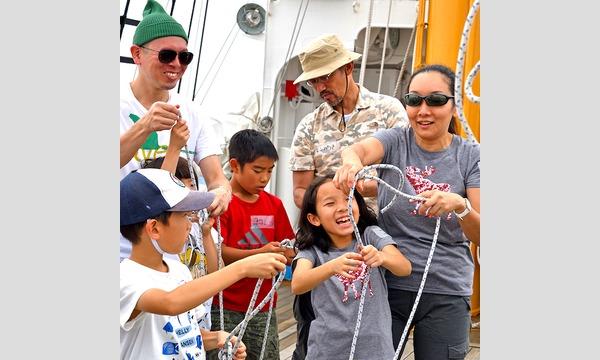 HELLY HANSEN FAMILY VOYAGE 横浜ベイサイドマリーナ イベント画像3