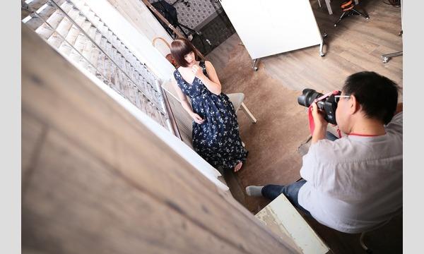 株式会社ケイエムコーポレーションの4/8(日) 「ポートレート撮影デモンストレーション」イベント