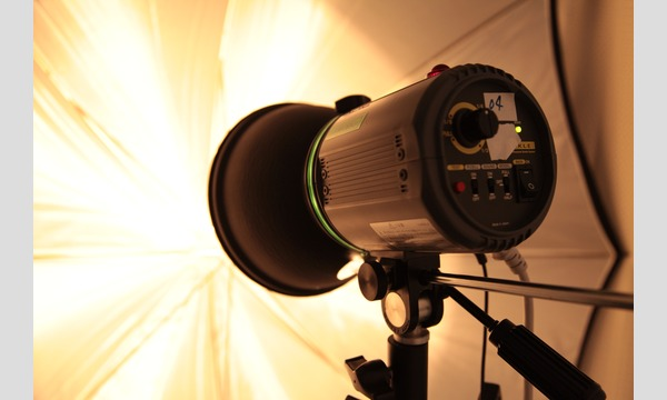 自然光では撮れないポートレートを撮ろう!色々な照明機材でもっとポートレートを楽しむワザ・ライティングテクニック イベント画像3