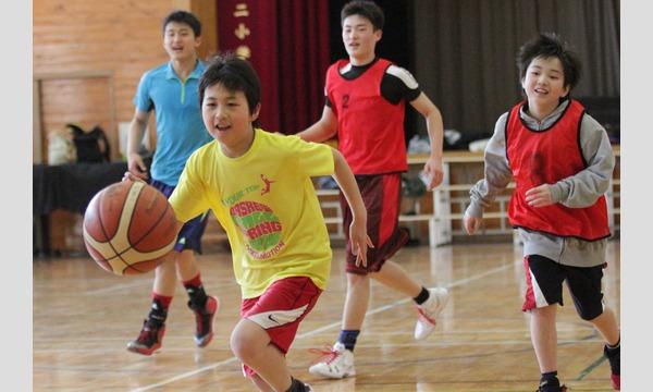 第1回 春のバスケットボール無料体験練習 (NPO法人ロッカーモーション主催) in東京イベント