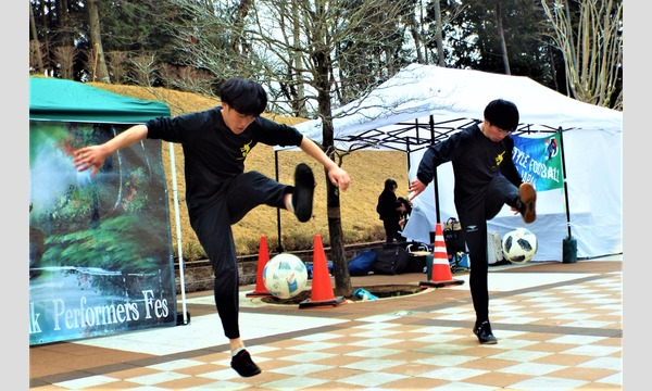 Freestyle Football One-man Show~Clap Clap Clap~ イベント画像3