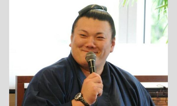 伊勢ノ海部屋「相撲の舞台裏」講座とちゃんこランチ