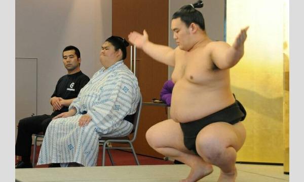 伊勢ノ海部屋「相撲の舞台裏」講座とちゃんこランチ イベント画像2