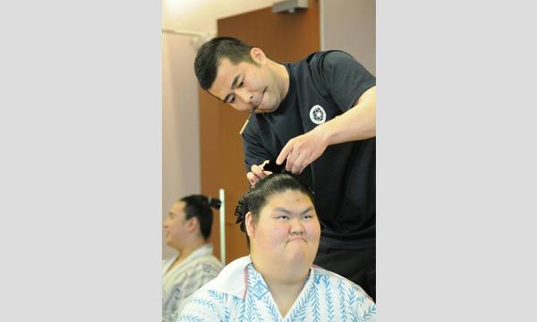 伊勢ノ海部屋「相撲の舞台裏」講座とちゃんこランチ イベント画像3