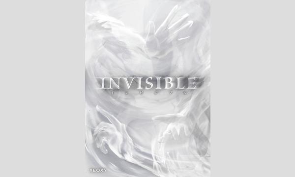 体験型リアル謎解きゲーム『INVISIBLE』 イベント画像1
