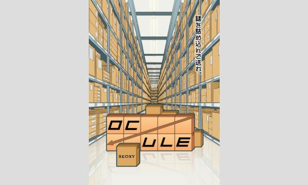 体験型リアル謎解きゲーム『OCULE』 イベント画像1