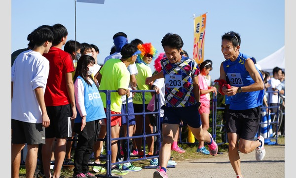 エンジョイリレーマラソン@多摩川 イベント画像1