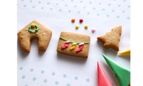 アート鑑賞付き!アイシングクッキー&お菓子の家づくり体験教室 〜冬の3331プチこども芸術学校〜 イベント画像2