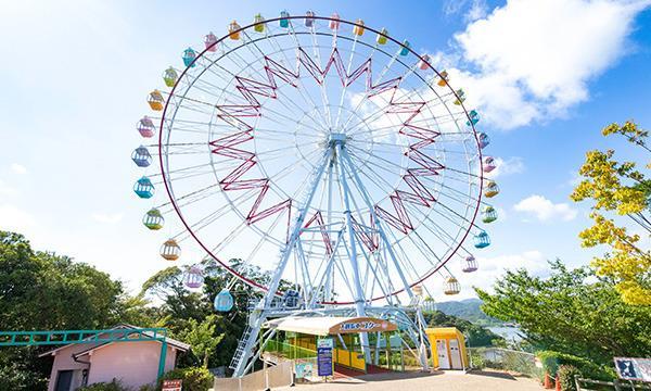 9/21(火)【オフィシャルホテル宿泊者専用】浜名湖パルパル 前売入園チケット
