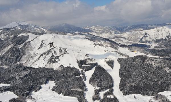 ハイパーボウル東鉢スキー場×スカイバレイスキー場2020-2021シーズン共通リフト券+食事券セット イベント画像3