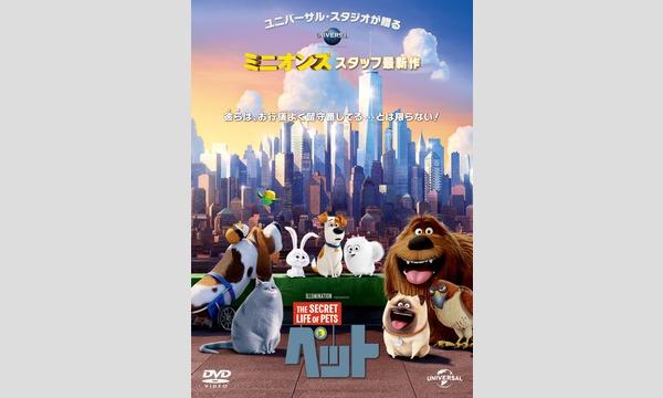 STARLIGHT CINEMAZ 映画鑑賞券【12月23日 - ペット】 イベント画像2