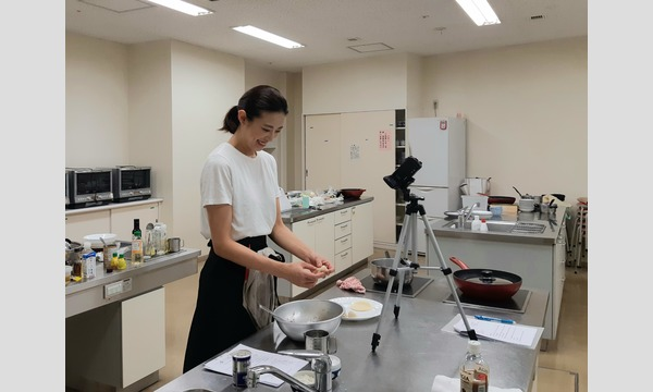 料理教室「宝塚式!目標達成アスリートレシピ」 イベント画像2