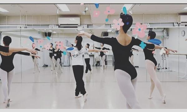 2020年3月【東京】レッスン予約 イベント画像1