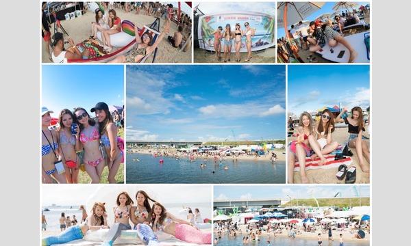 プールパーティジャパン実行委員会のRINKU BEACH FES 2018  りんくうビーチフェス 2018イベント