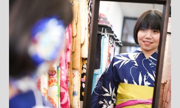 9/1(日)@赤レンガ倉庫店「横浜ゆかたクルーズ」 イベント画像2